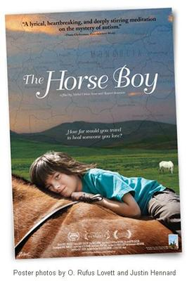 The Horse Boy Movie Give Away - Week 2